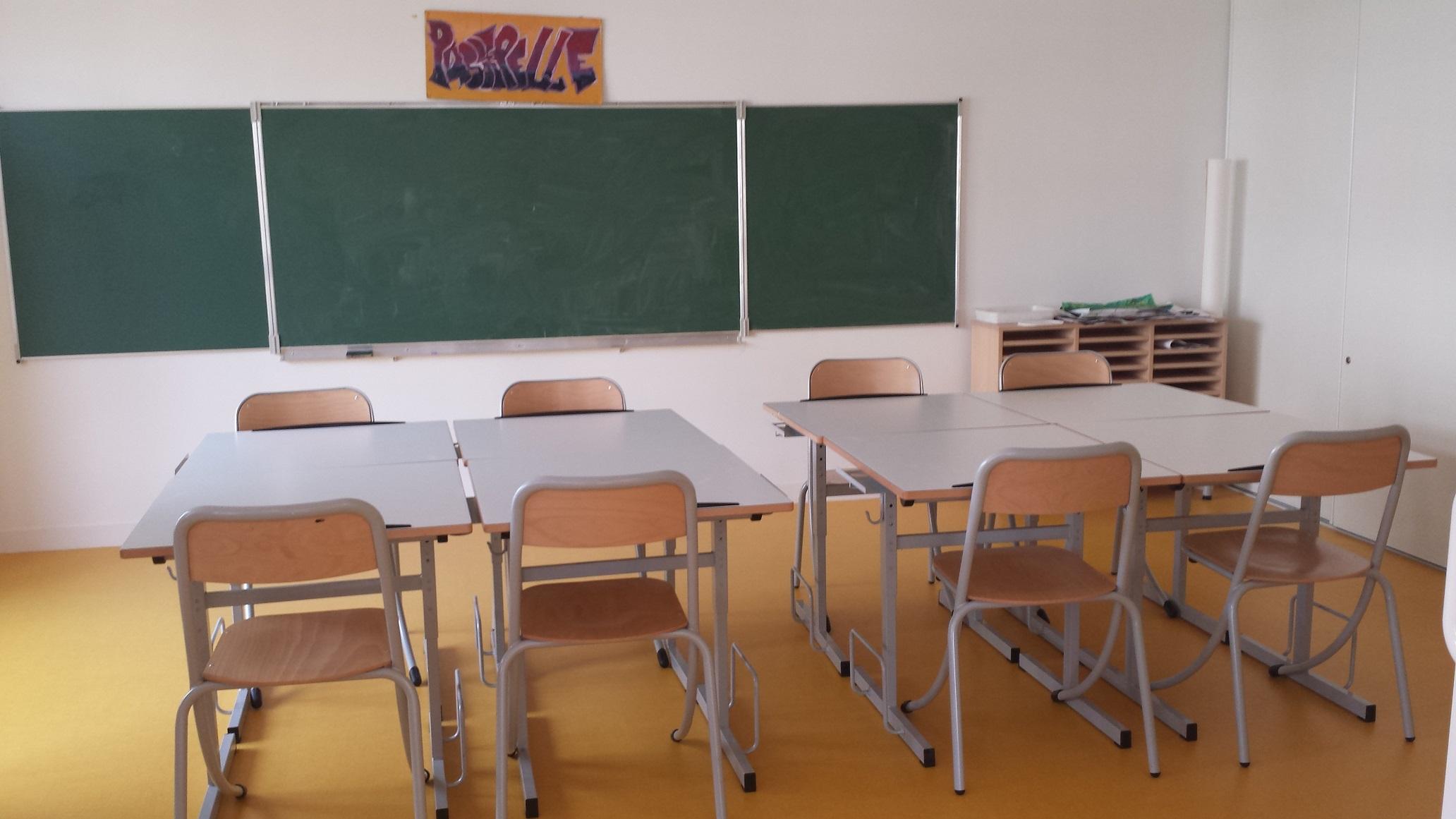 Mobilier scolaire institut m dico p dagogique et for Mobilier concept