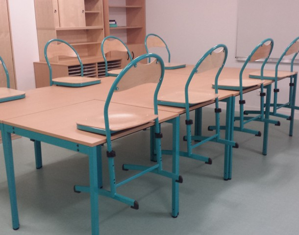 salle de classe IME