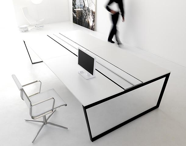 Postes de travail mobilier wlc concept for Tel meubles concept