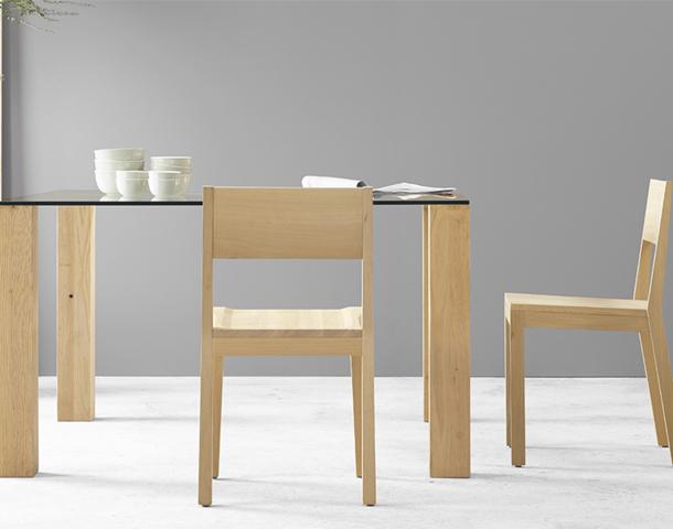 Chaises et banquettes mobilier wlc concept for Tel meubles concept