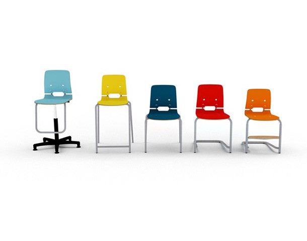 Chaises scolaire mobilier wlc concept for Mobilier concept