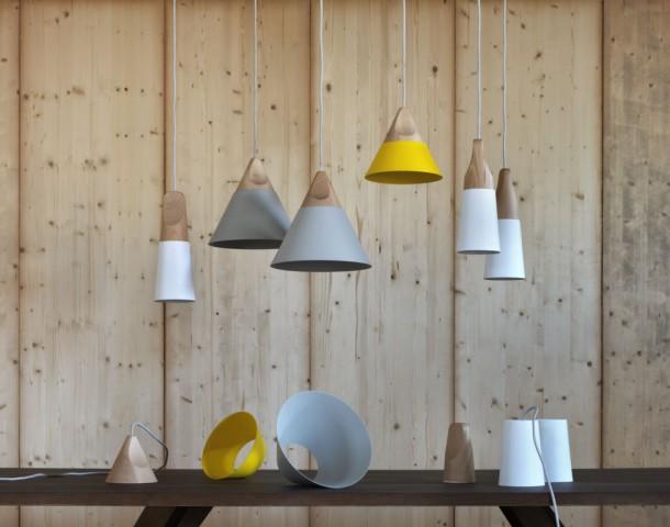 Lampes Slope declinaisons lampadaires