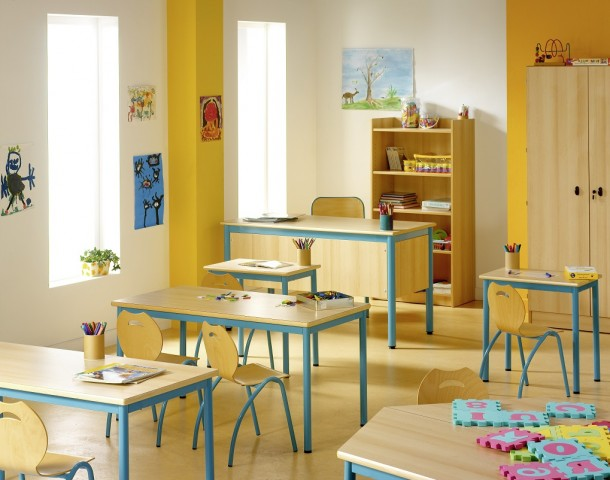 mobilier classe maternelle