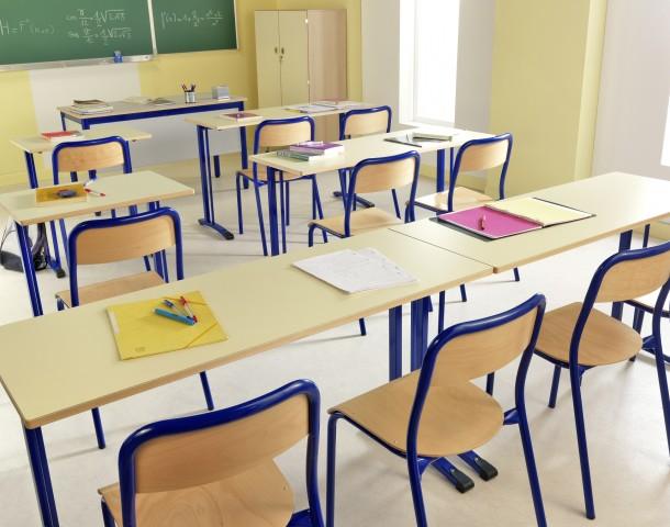 mobilier salle de classe