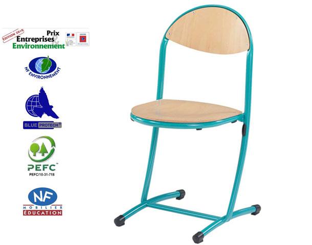 chaise helia ecole